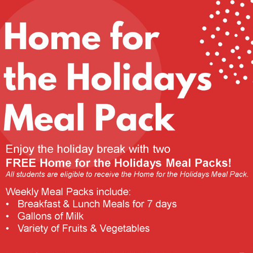 Home for the Holidays Meal Pack