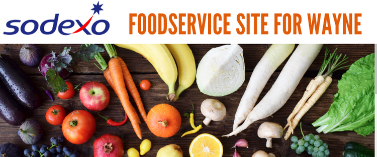 FoodService Site