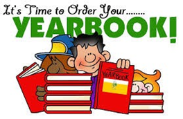 Order your personal Yearbook