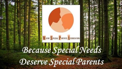 Because Special Needs Deserve Special Parents