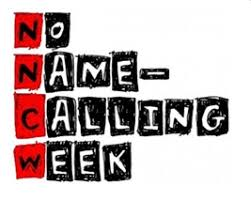'No Place for Hate'/No Name Calling Week