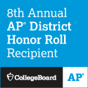 Wayne Township Public Schools Placed on the College Board's 8th Annual AP® District Honor Roll for Significant Gains in Student Access and Success