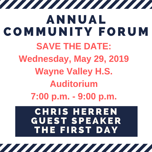 Annual Community Forum