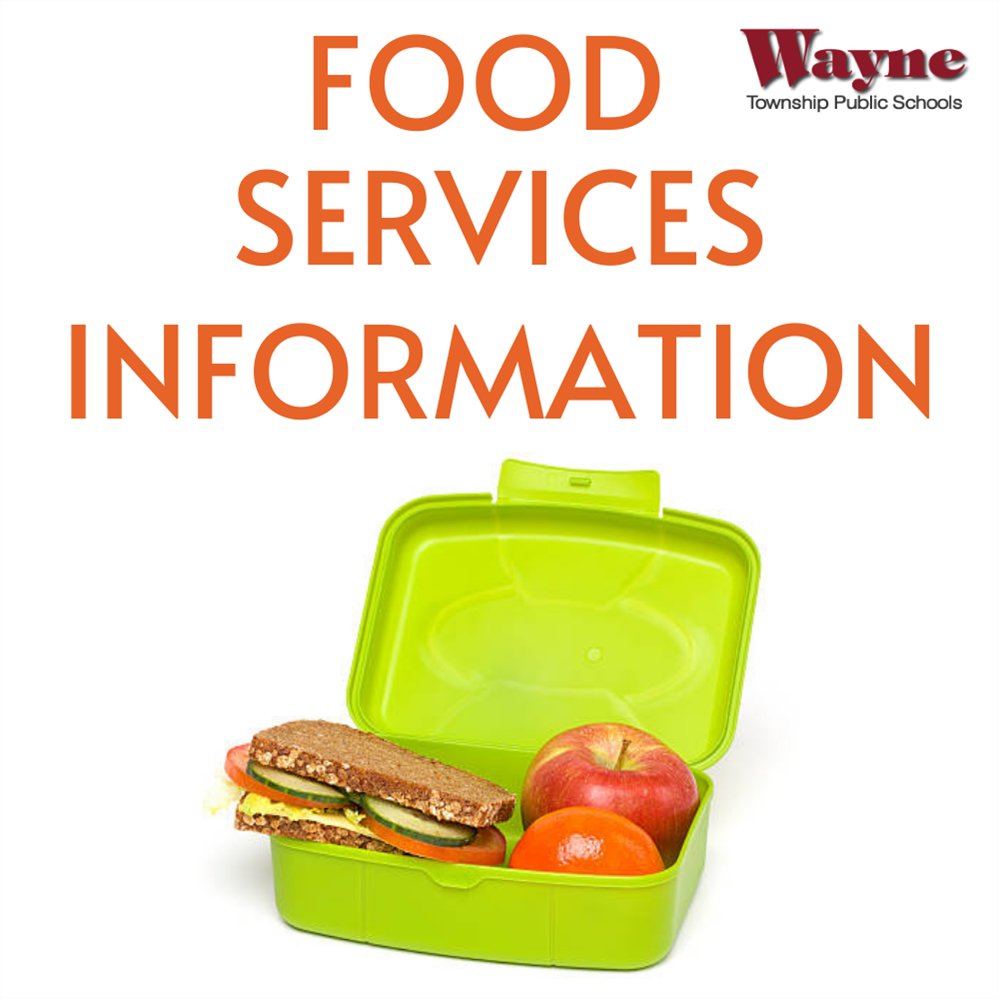 UPDATE:  Extension of Free Breakfast and Lunch for All Wayne Students