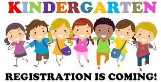 Kindergarten Registration is Coming!