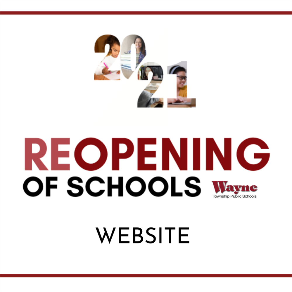 20/21 Reopening of Schools Website