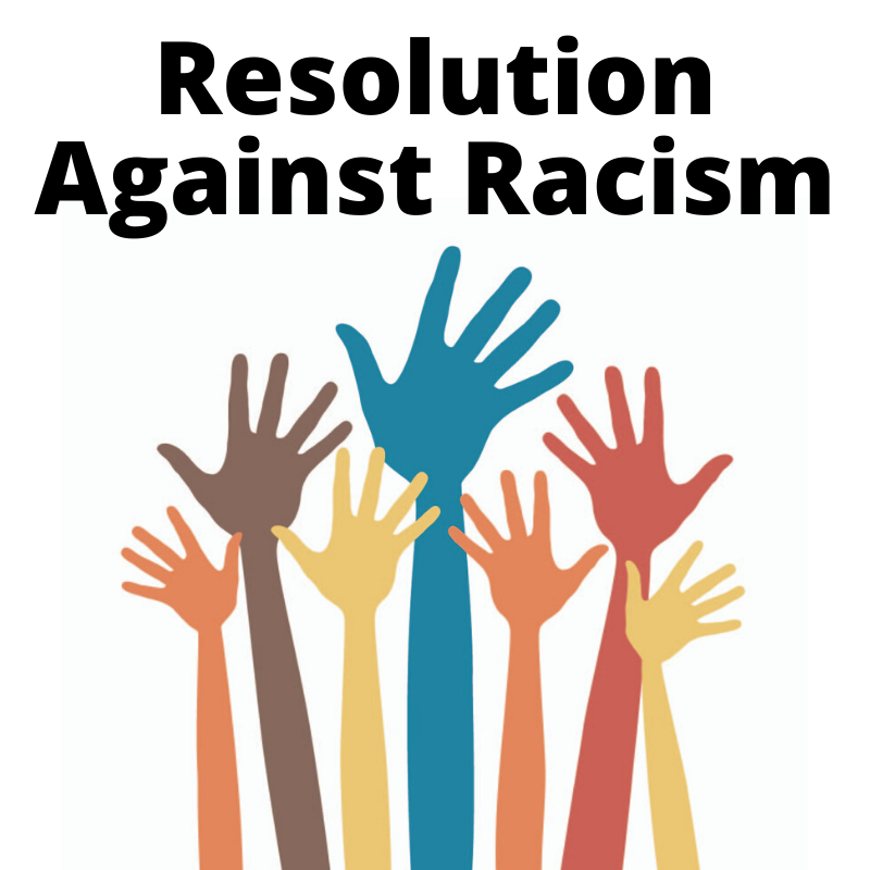 Wayne Board of Education Supports Resolution Against Racism