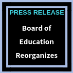 Wayne Township Board of Education Reorganizes