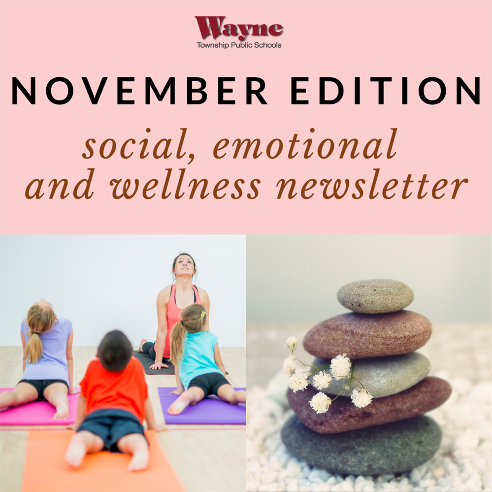 Wellness Newsletter - November Edition