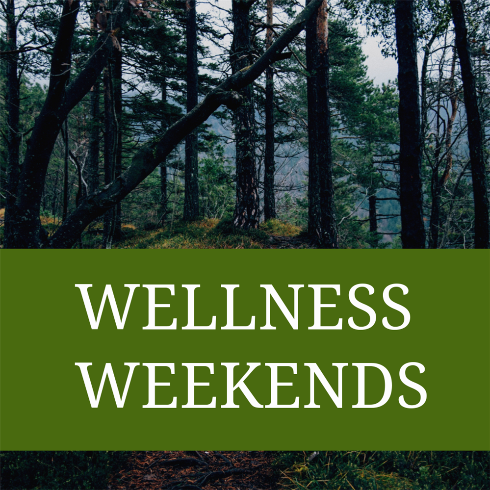Wellness Weekends - Letter from the Superintendent