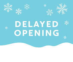 Delayed Opening 3/22