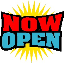 NOW OPEN!  Kindergarten and New 1st Grade Registration