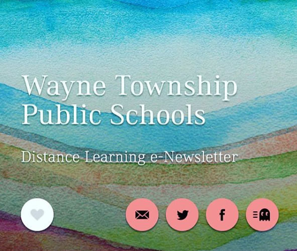 Distance Learning e-Newsletter