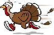 TURKEY TROT & FOOD COLLECTION