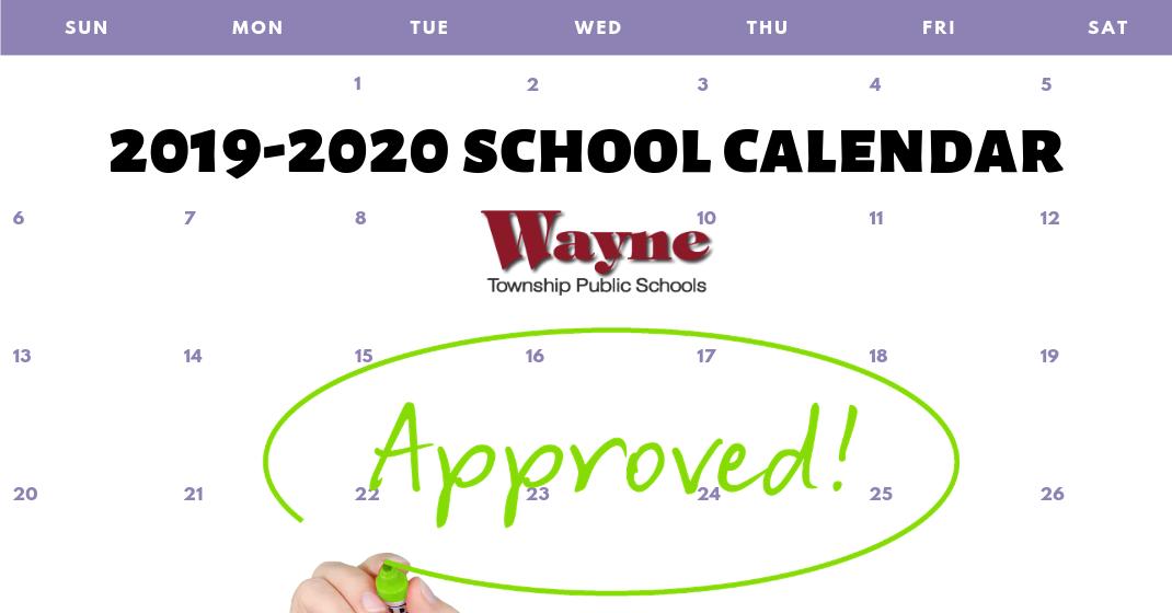 Wayne Public Schools Homepage